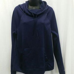 Champion cowl neck hoodie sweatshirt